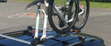Voorvork fietsendrager voor op dakdragers Aguri Marathon_