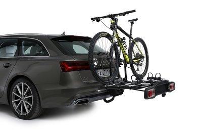 Uitbreiding fietsklemmen 2 fietsen voor Re-Cargo platvorm