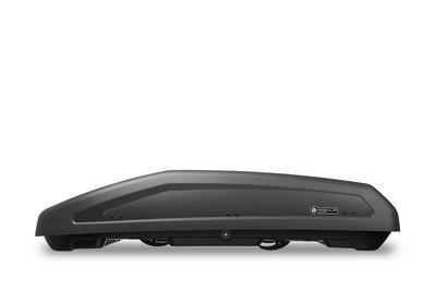 Dakkoffer Modula Evo 550 Zwart mat 550 liter