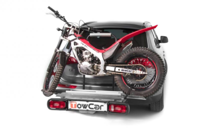Towcar Racing motor drager